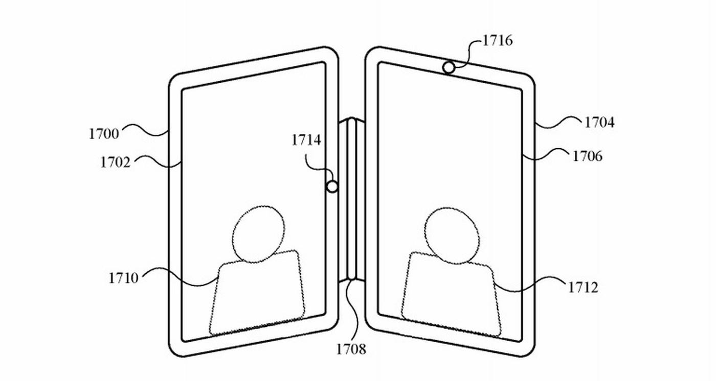 Apple Patent 2 iPads Book
