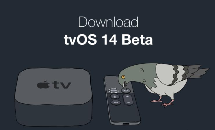 Download tvOS 14 Public Beta