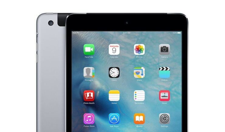 Apple iPad mini 4 with cellular available for just $266 renewed