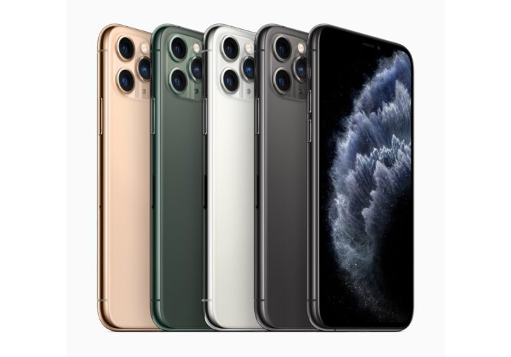 Apple iPhone 11 Pro available for $799 in all colors
