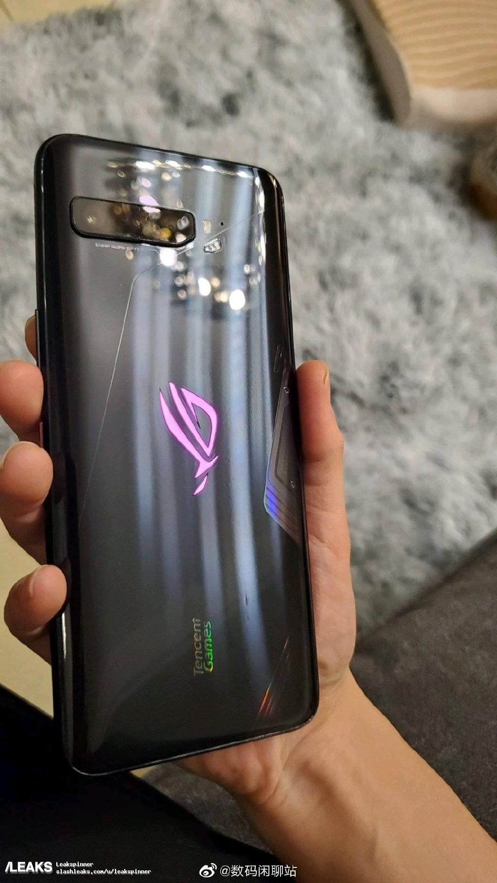 Asus ROG Phone 3 announced