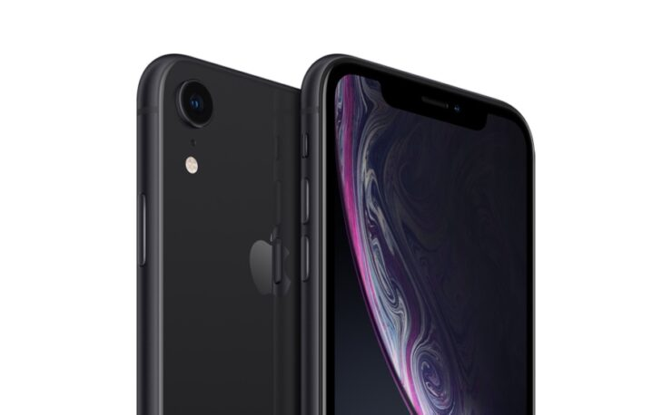 Grab a black iPhone XR for just $468, unlocked and renewed