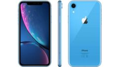 Buy a renewed iPhone XR in Blue for just $479