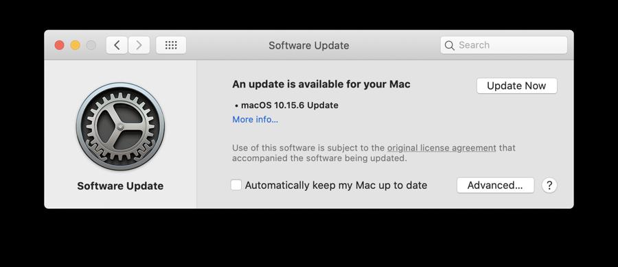 Mac Updates Download