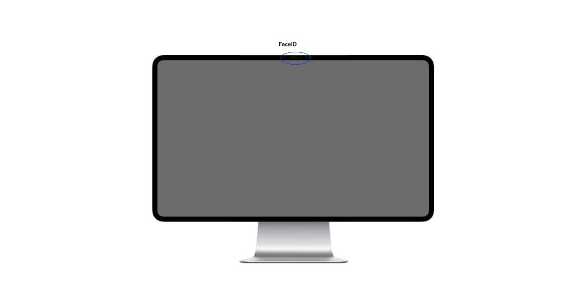 Face ID on Mac