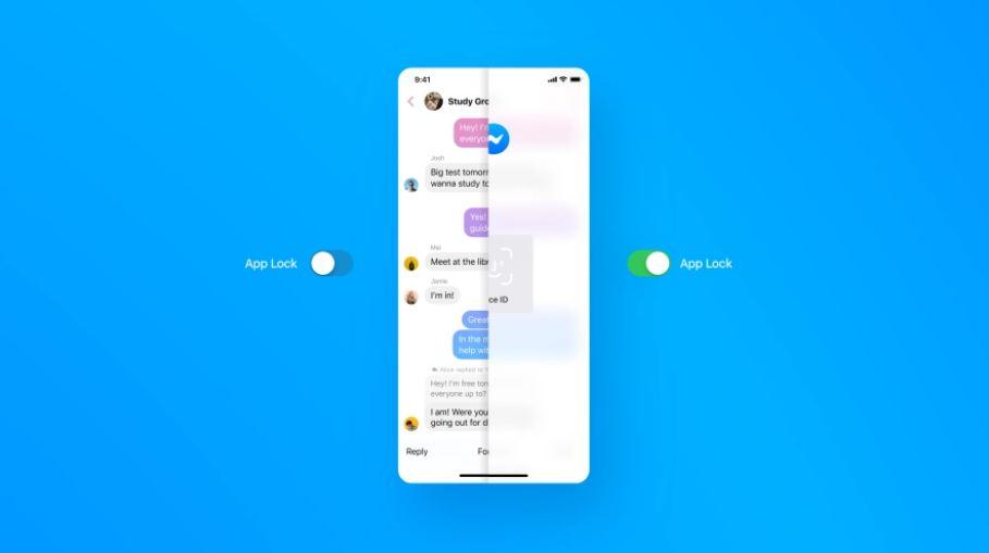 FaceBook Messenger App Lock 2