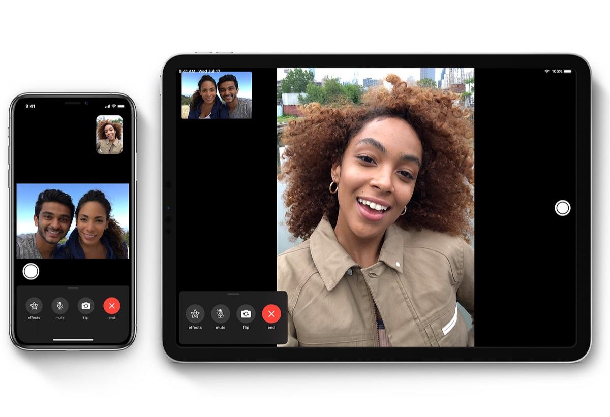 iOS 13.6 update enables FaceTime in UAE