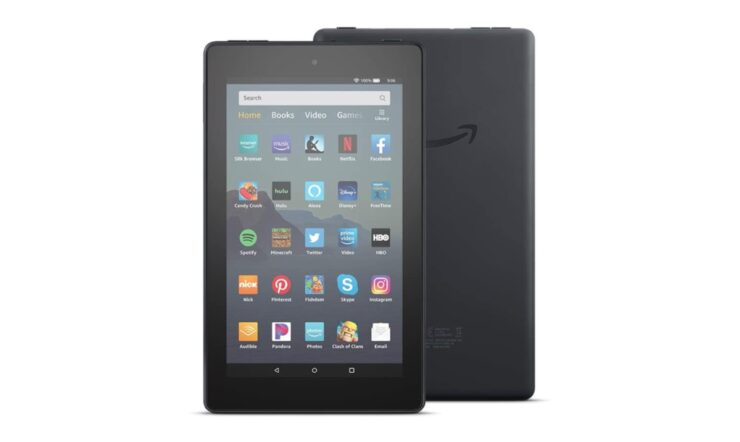 Fire 7 Tablet discounted to $34.99