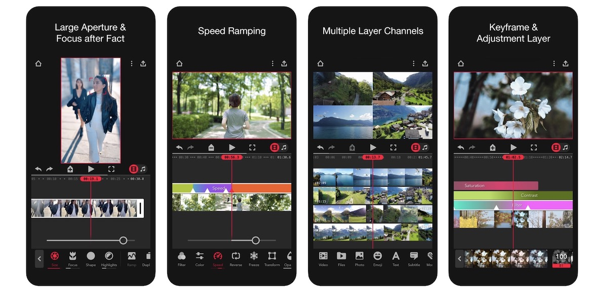 Capture Portrait Videos with Adjustable Bokeh on iOS with Focos Live