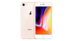 Renewed and unlocked 64GB iPhone 8 available for $255 in gold