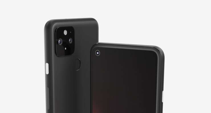 Google Pixel 5 Renders Pop up, Showing Design Elements Taken From the Upcoming Pixel 4a, and the Current-Gen Pixel 4