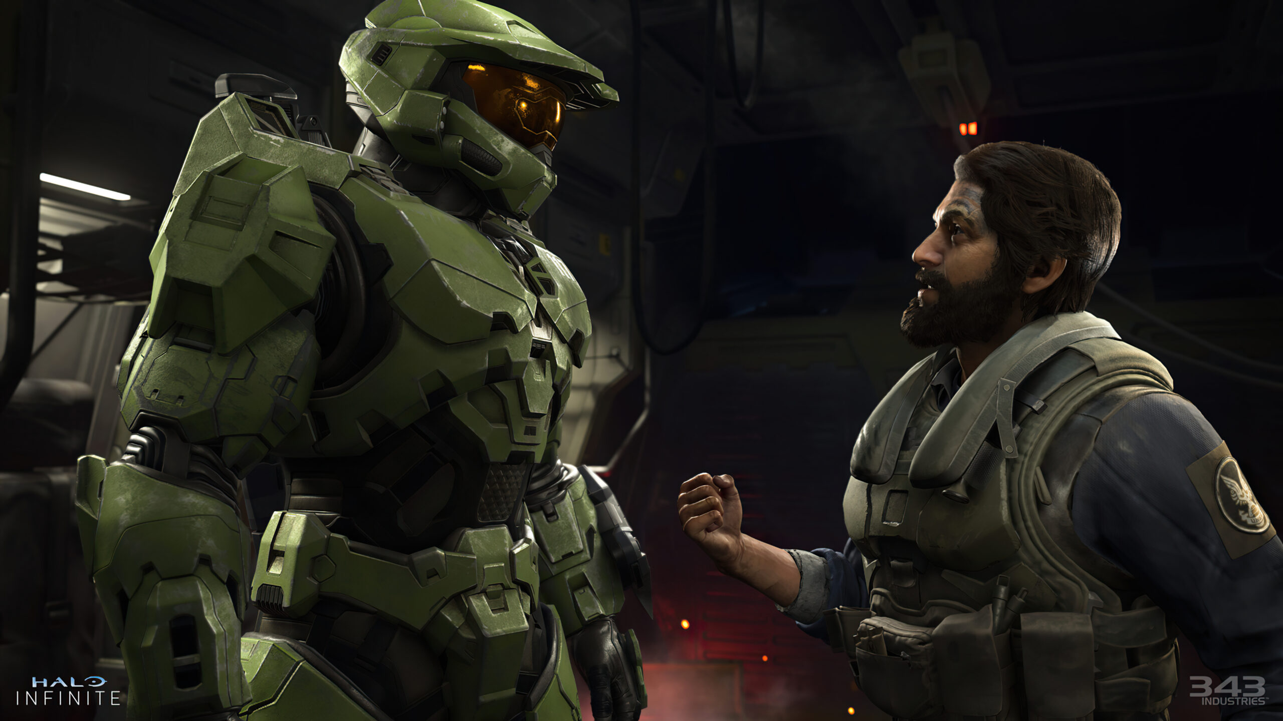 Halo Infinite Q A We Re Continuing From Halo 5 In Ways People Aren T Expecting It S Not Cookie Cutter