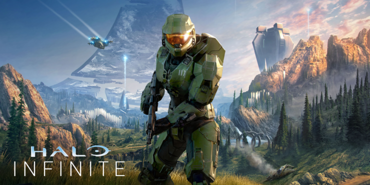 Halo Infinite Gameplay