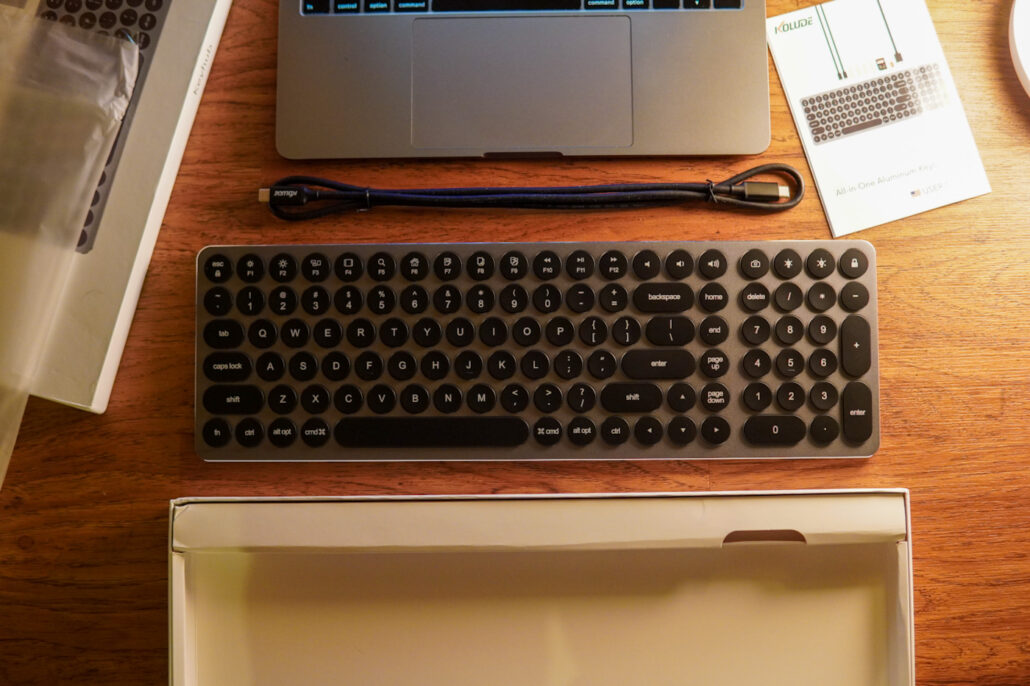 Kolude Keyboard 4
