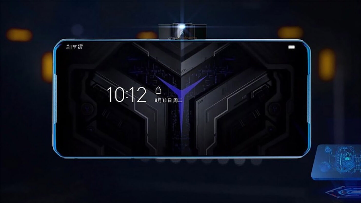 Lenovo Legion Gaming Smartphone Also Gets a Launch Date; July 22 Just Like the ASUS ROG Phone 3