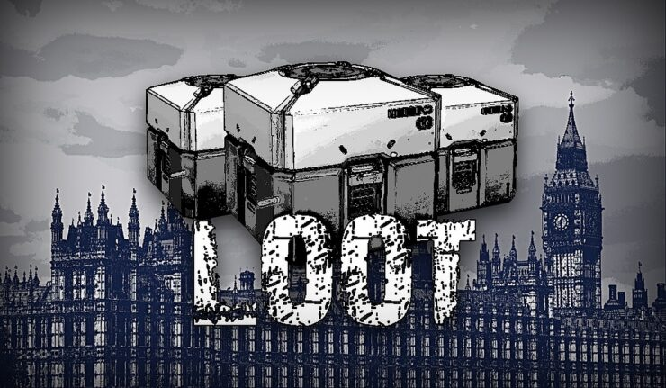 Loot Boxes UK