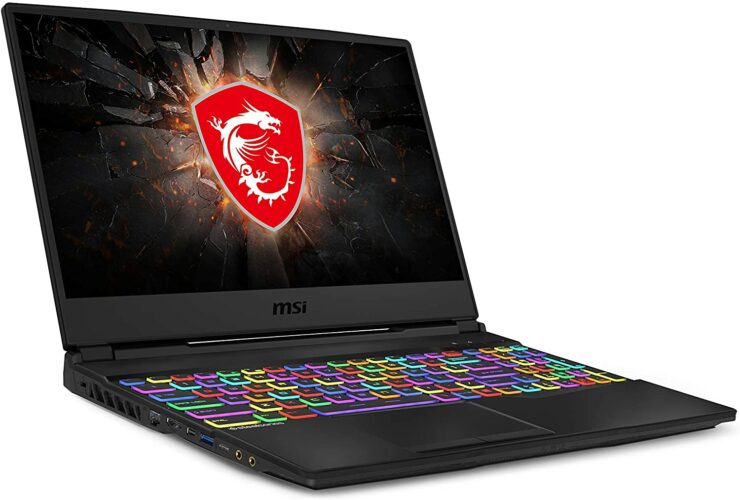 MSI GL65 Leopard With Intel 10th-Generation CPU, RTX 2070, Free Game Copy and More Available for $1,399