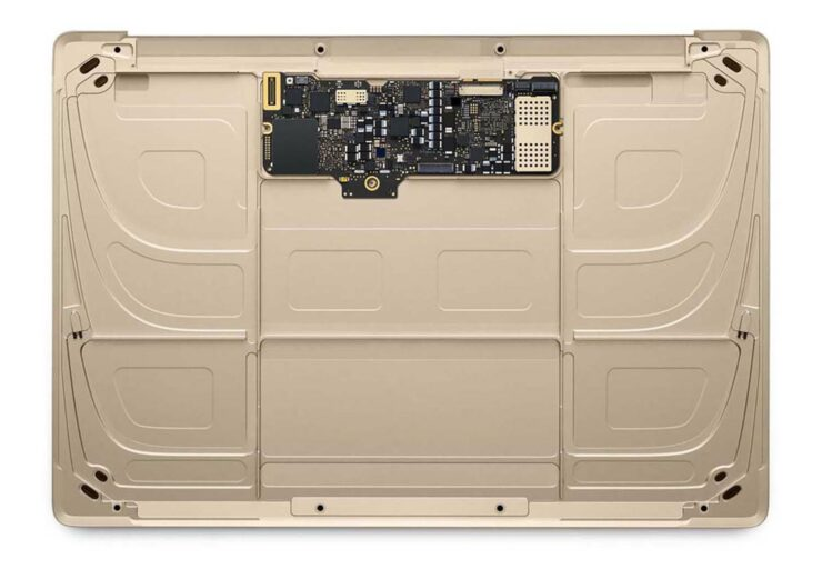 Alleged Battery Capacity Details of Apple's ARM-Based 2020 12-inch MacBook Leak Out