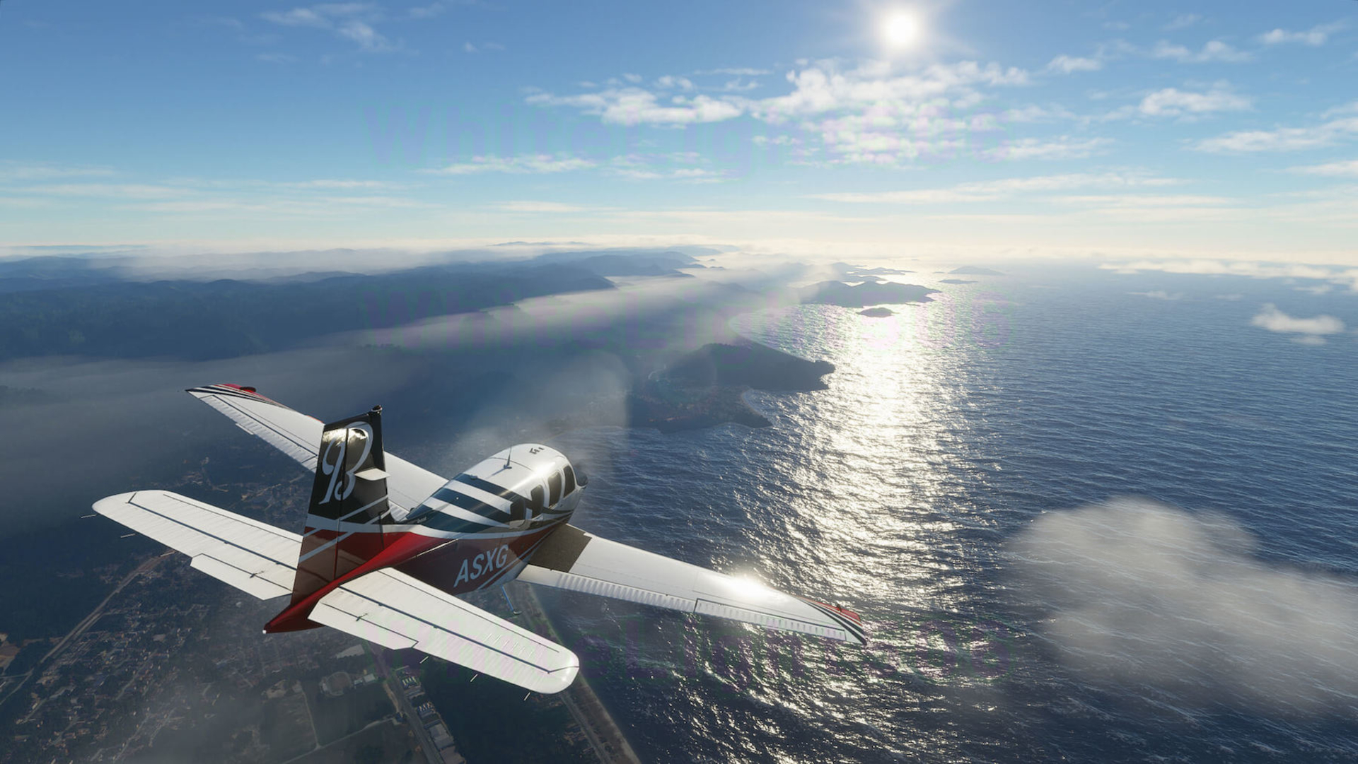 Microsoft Flight Simulator 2020 Looks Better Than Ever In New Gameplay  Footage