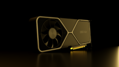 NVIDIA GeForce RTX 3080 Ampere Gaming Graphics Card Render