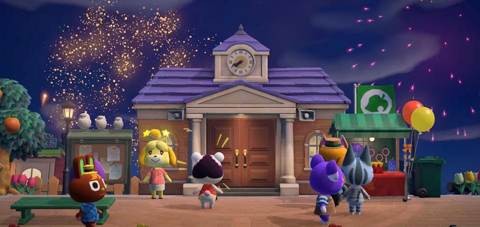 New Animal Crossing New Horizons Update 1.4.0