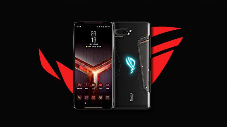 ASUS ROG Phone 3 Passes Through Taiwanese Certification; Specs List Reveals 6000mAh Battery & 512GB Storage