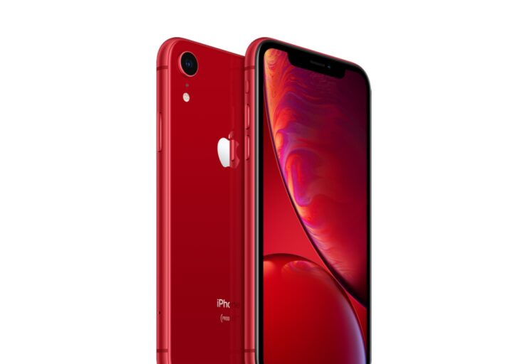 Renewed iPhone XR with 64GB storage in red available for $472