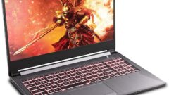 Sager's 15.6-inch Gaming Laptop With 8-Core Intel CPU, RTX 2060, NVMe and HDD Storage Is Available for Just $1,349