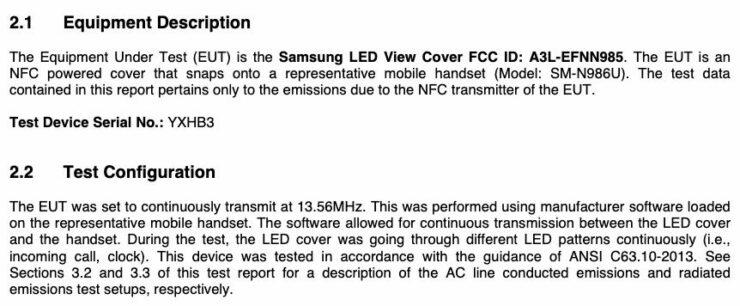 samsung-led-view-cover-ef-nn985-fcc-description