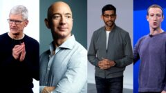 tim-cook-jeff-bezos-sunder-pichai-mark-zuckerberg