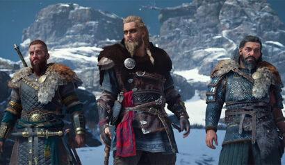 assassins creed valhalla gameplay trailer song