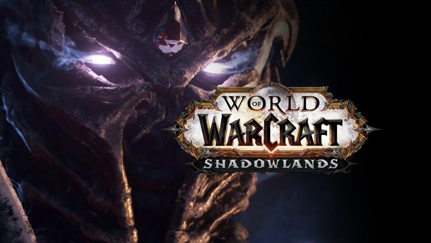 Shadowlands pre-patch