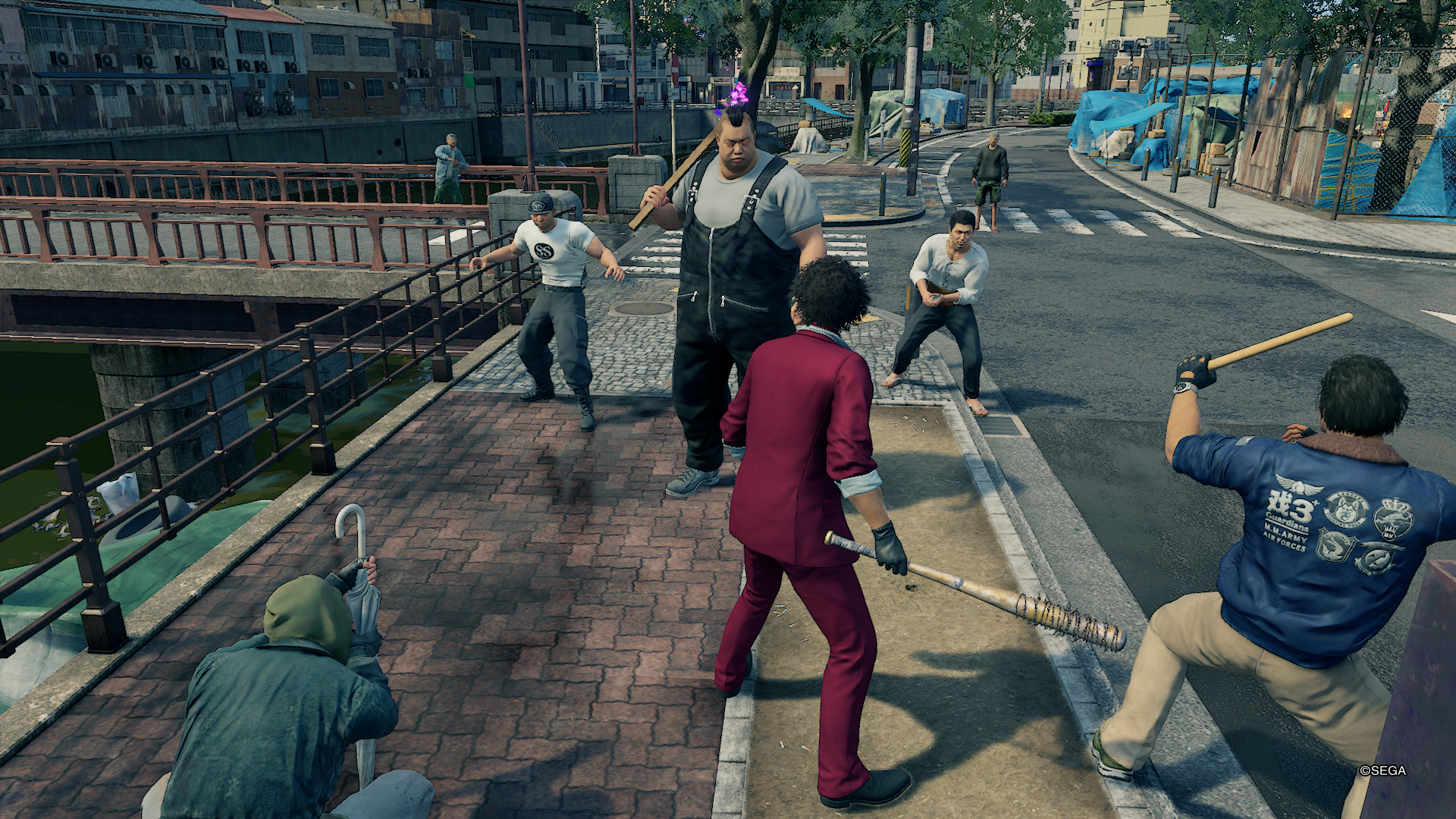 Yakuza Like A Dragon Releases This November In The West