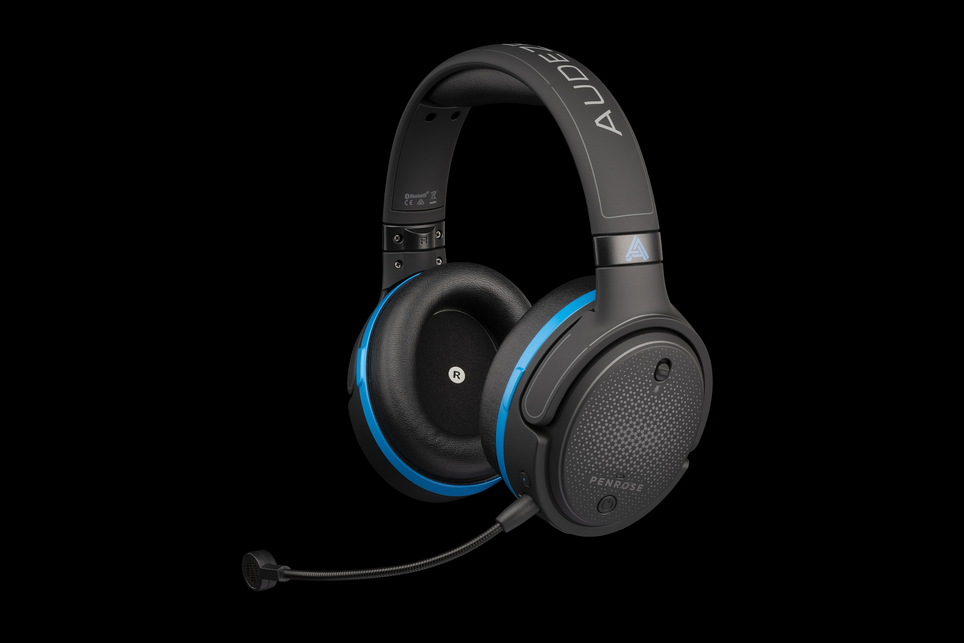 Penrose Is A New Wireless Gaming Headset From Audeze Designed For Next Gen Consoles And Pc