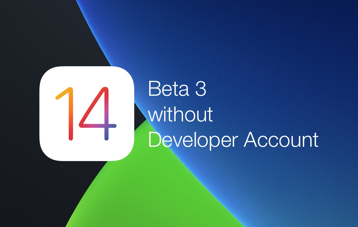 Download iOS 14 beta 3 without a developer account for free