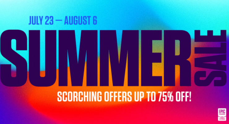 epic games store summer sales 2020