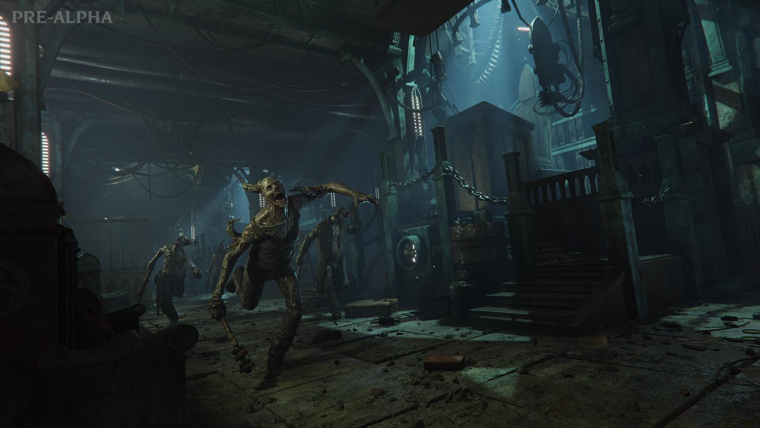 Los creadores de Vermintide presentan Warhammer 40,000: Darktide 2