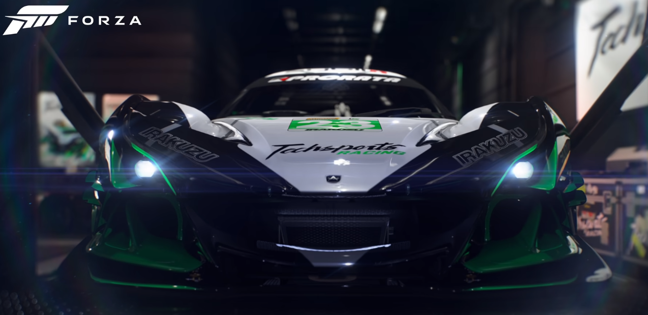 forza motorsport 8 ray tracing roots