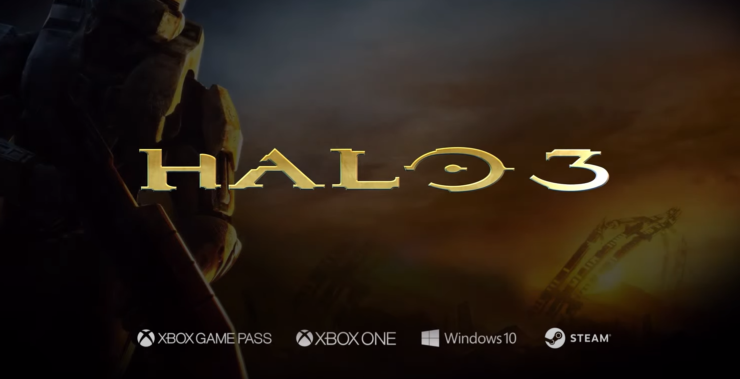 halo 3 pc master chief collection july