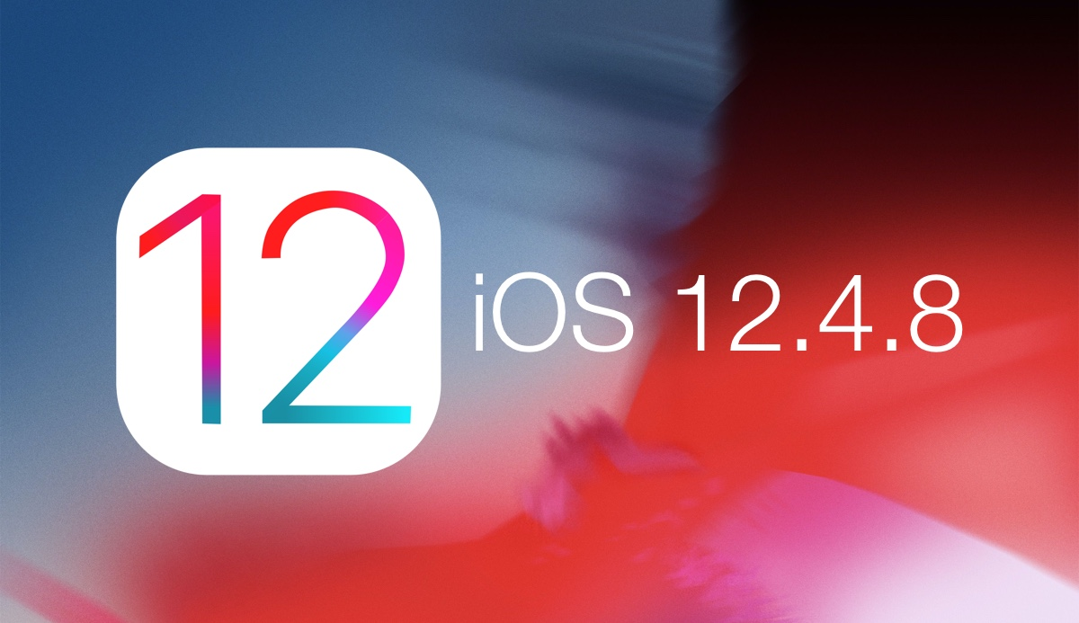 Download iOS 12.4.8 today for iPhone 5s, iPhone 6, iPad Air and more