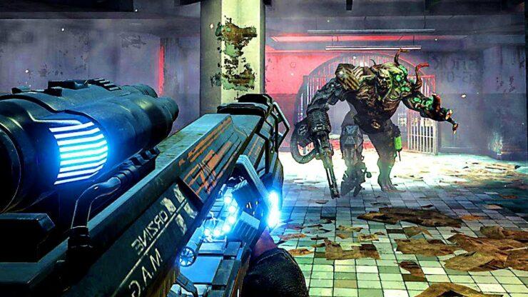killing floor 2 free epic games store games