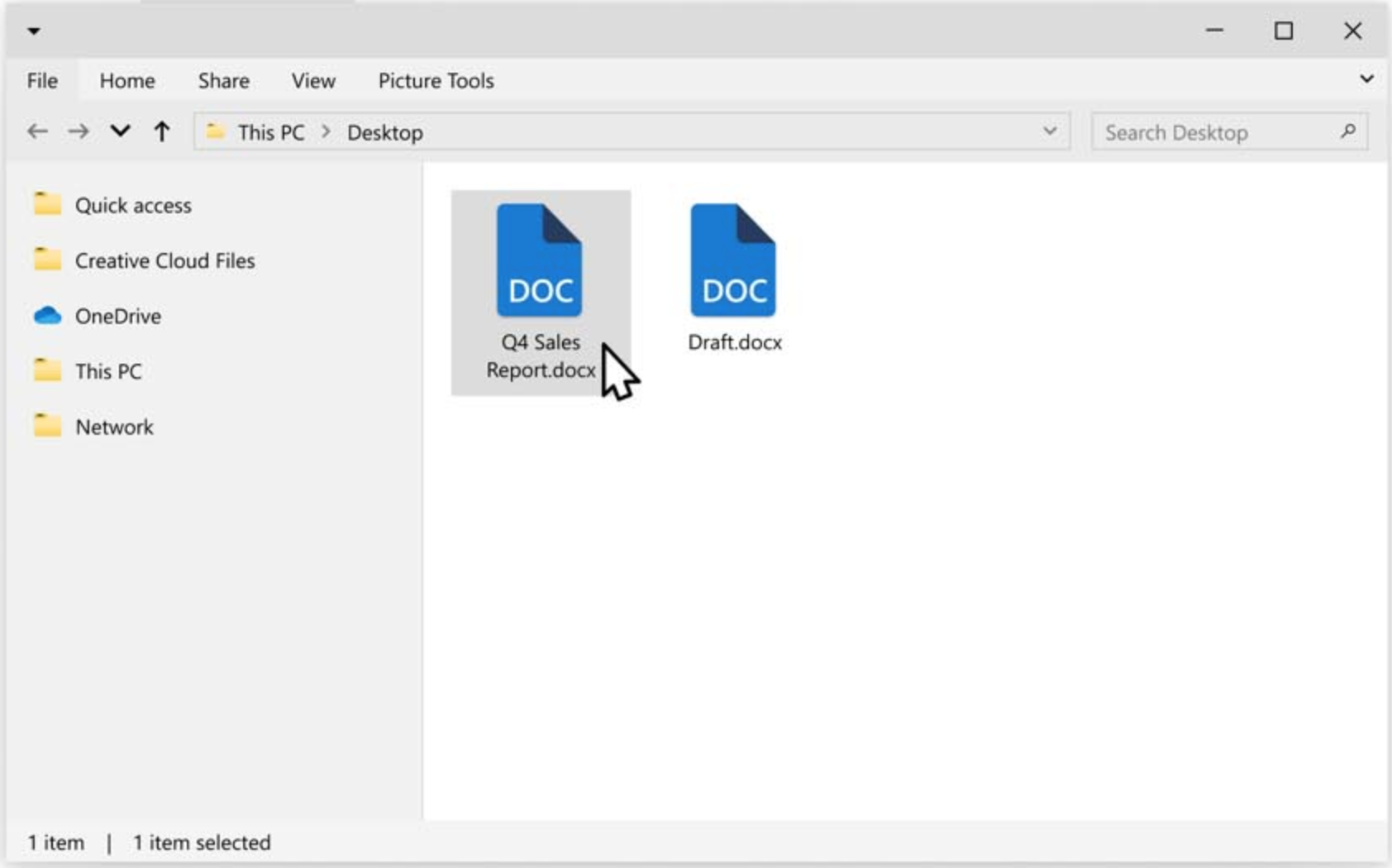 new windows 10 file explorer