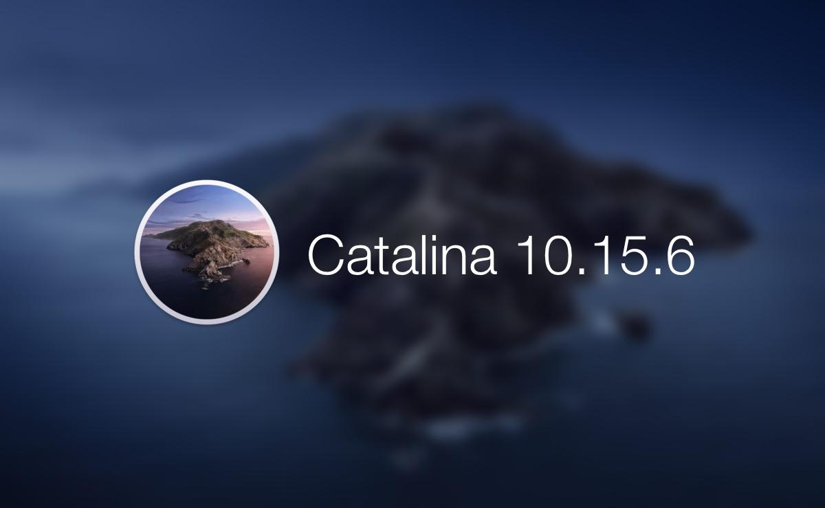 Catalina Update