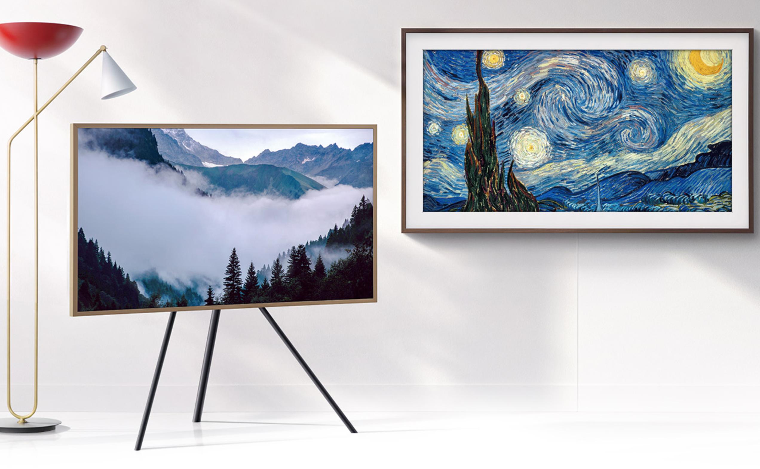 2020 Samsung Frame Tv Goes On Discount 400 Off