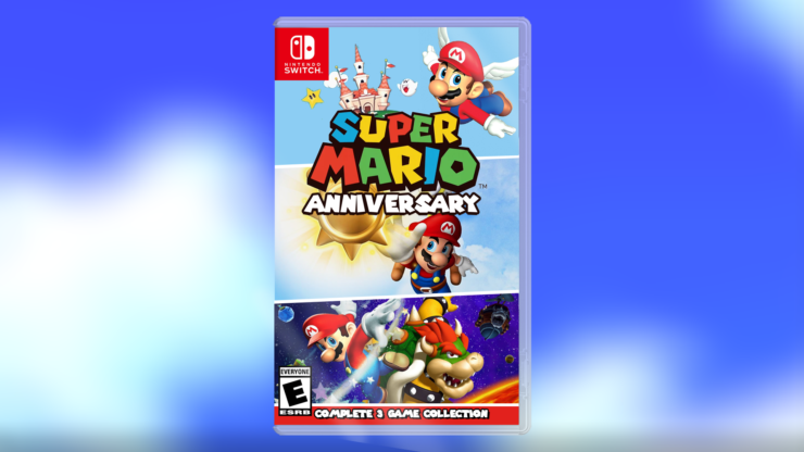 super mario 35th anniversary collection details zippoo24