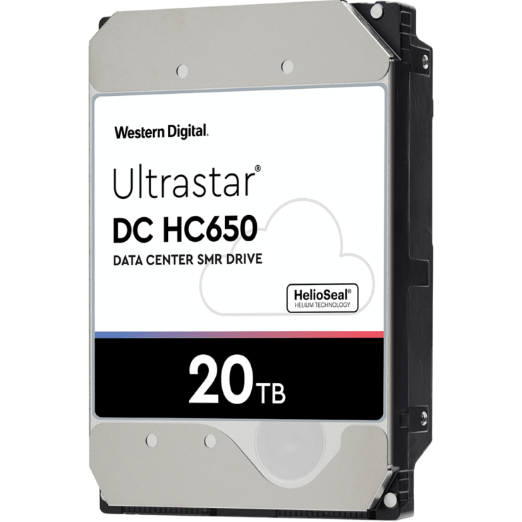 Western Digital Intros WD Gold & Ultrastar HDDs Up To 20 TB