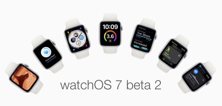 Download watchOS 7 beta 2 update for Apple Watch today