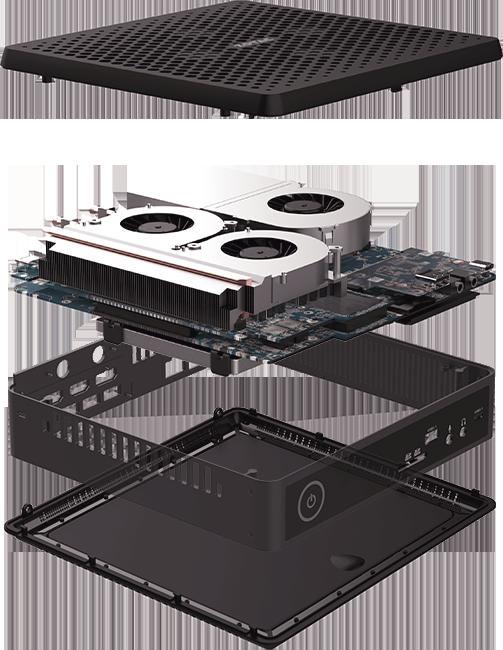 ZOTAC Zbox Q Mini PC