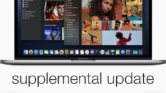 macOS Catalina 10.15.6 supplemental update now available for Mac users
