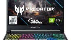 2020 Acer Predator Helios 300 Arrives Back in Stock for $1,199 and Gives You 10th-Gen Core i7, RTX 2060, Full RGB Keyboard & More